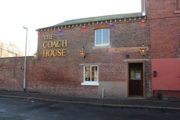 The Coach House Bar