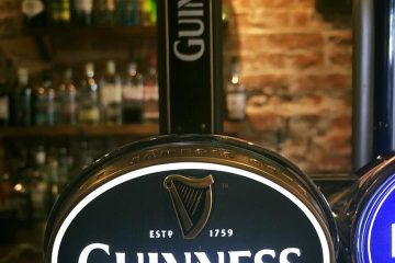 Guinness at The Coach House